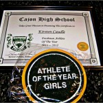 Kirsten's Award